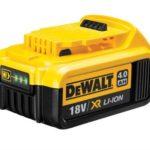 DeWalt DCB182 Ersatzakku XR Li-Ion 18 V, 4 Ah - 1-Bild